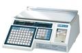 Весы с печатью этикеток CAS LP - 15 кг (со стойкой)